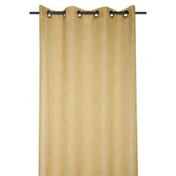 ONTARIO VOILE 135X260 CURRY