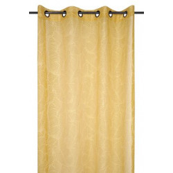 CANOPI VOILE 140X260 MOUTARDE