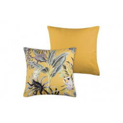 GREENMOOD COUSSIN 45X45 MOUTARDE