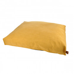 COUSSIN RECT COSY GOLDEN JAUNE POLY  100