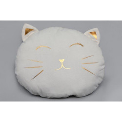 COUSSIN CHAT 40X30CM