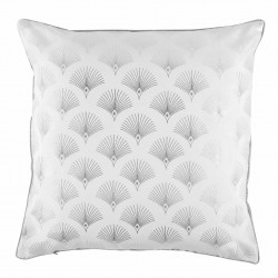 COUSSIN GOLDY BLANC/GRIS...