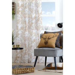 GOLDY VOILE 135X260 OR