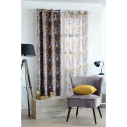CARTER VOILE 135X260 BLANC