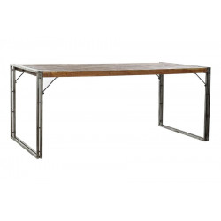 TABLE A DINER ACACIA BOIS RECYCLE 180X90