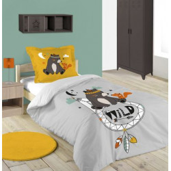 WILLY PARURE 1 PERS COUETTE 140X200 + 1