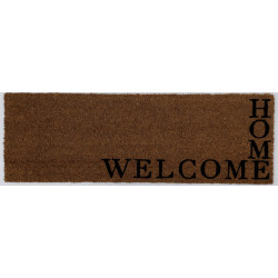 TAPIS IMP 25X75CM COCO WELCOME HOME