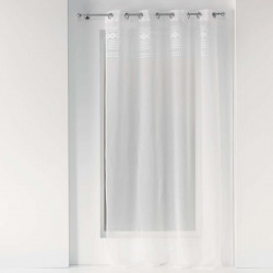 VOILAGE VALY BLANC 140 x 240 CM VOILE SA